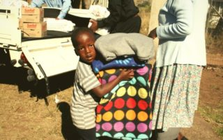CAST Blanket Drive Campaign