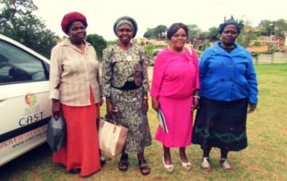 CAST Local Economic Development in Lamontville