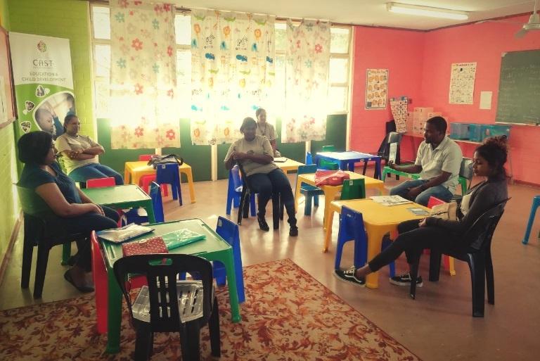 CAST Phoenix Youth Development Child Literacy 2019