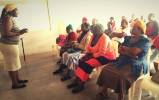 CAST Chesterville Tryphina Ministry