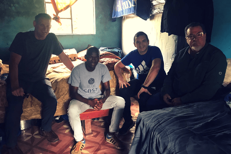 CAST youth intern testimony Siya
