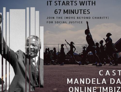 CAST Mandela Day Online iMbizo 2020
